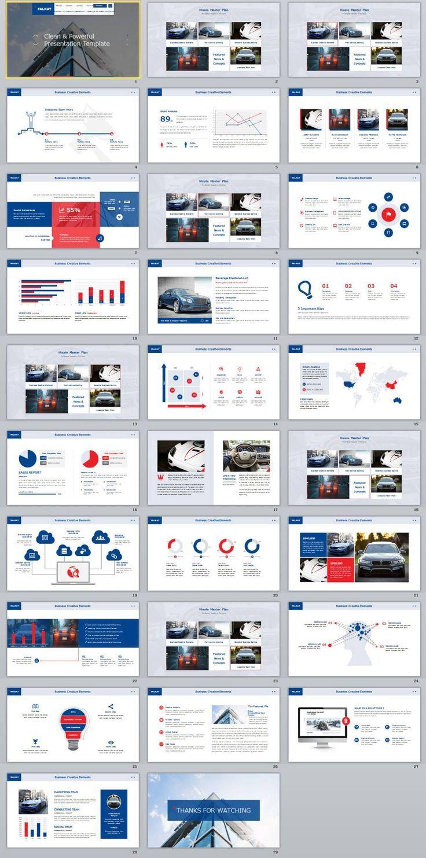 2017 best powerpoint templates web site design pinterest toneelgroepblik Image collections