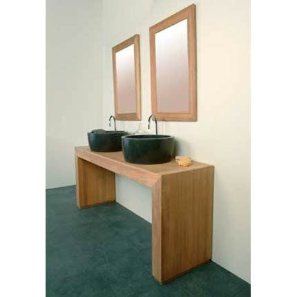 Plan Sous Vasque Avec Jambage Idee Salle De Bain Salle De Bain Vasque