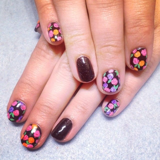 Best Nail Art Salons In Los Angeles: Midtown, NYC #nyc #nycnails #nailart #nails