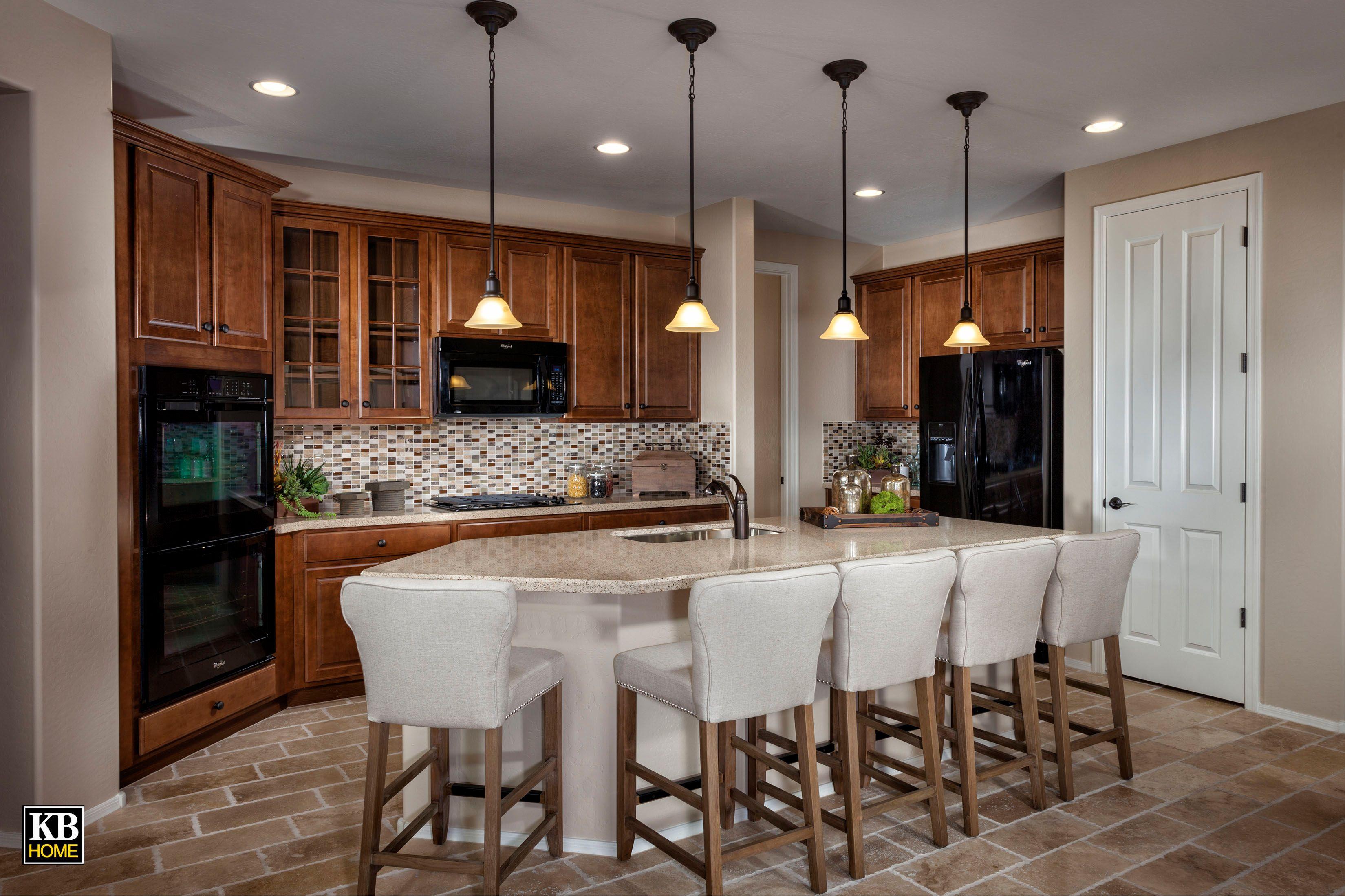 Trailside Model Kitchen Plan 1874 #KBhome #Arizona # ...