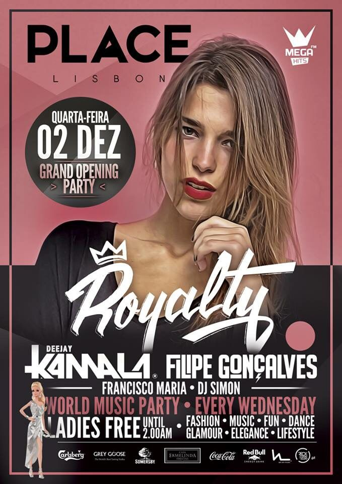 Royalty nº1 @ PLACE