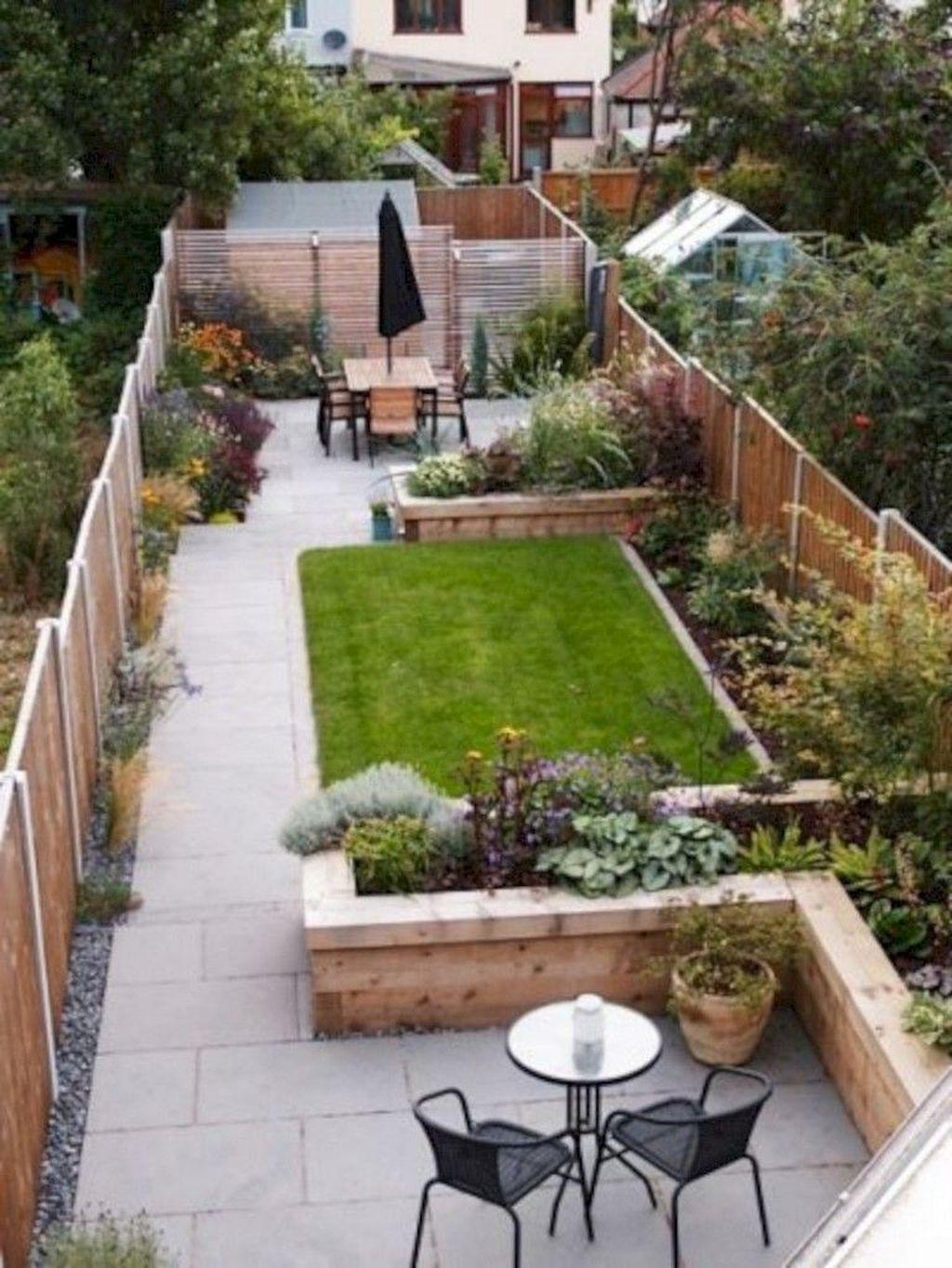 20 Minimalist Garden Design Ideas For Small Garden 20 Minimalist Garden Desig Garden Design Pictures Small Backyard Landscaping Garden Design Layout