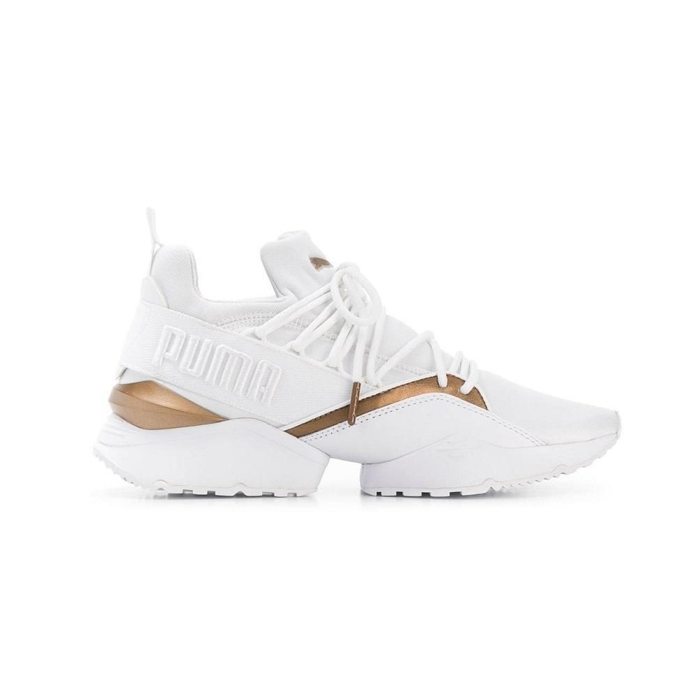 2019Shoes Puma White Maia In Womens Adidas Muse Luxe Sneakers dhrCQtxs