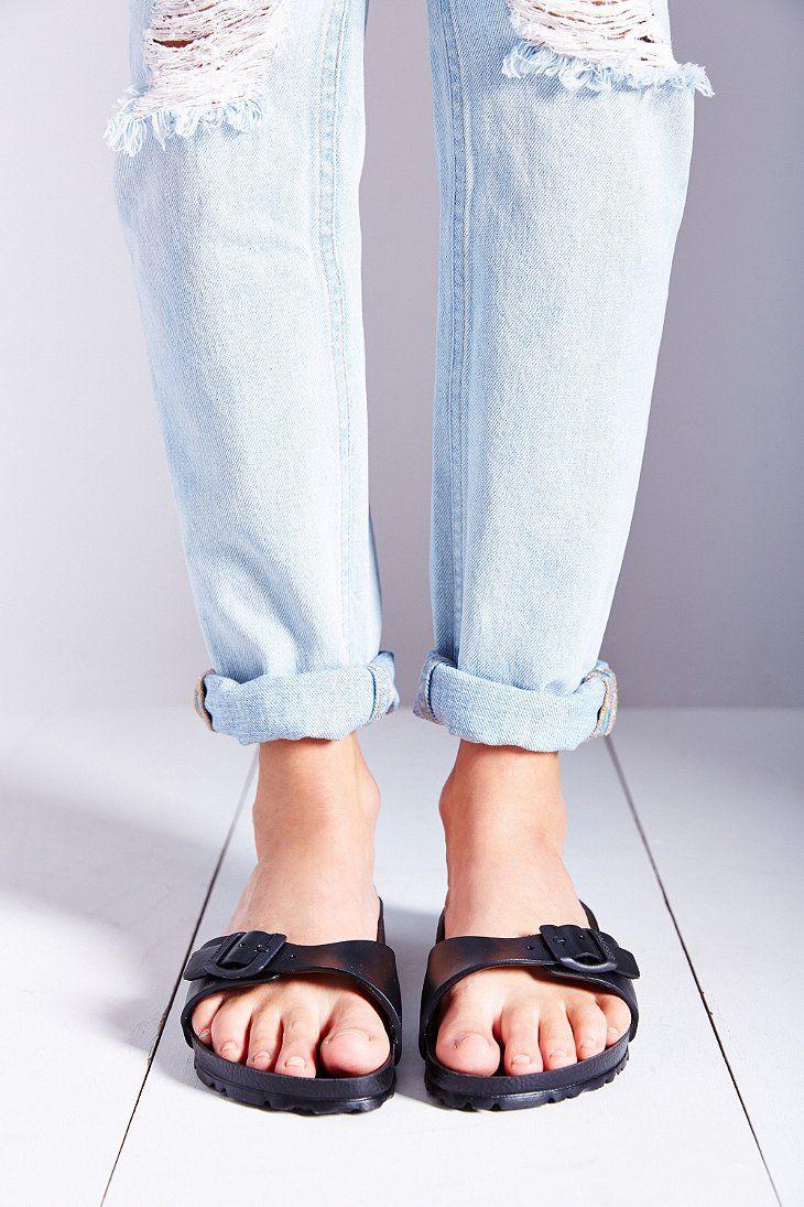 8c81f514aea Birkenstock Madrid EVA Slide Sandal - Urban Outfitters