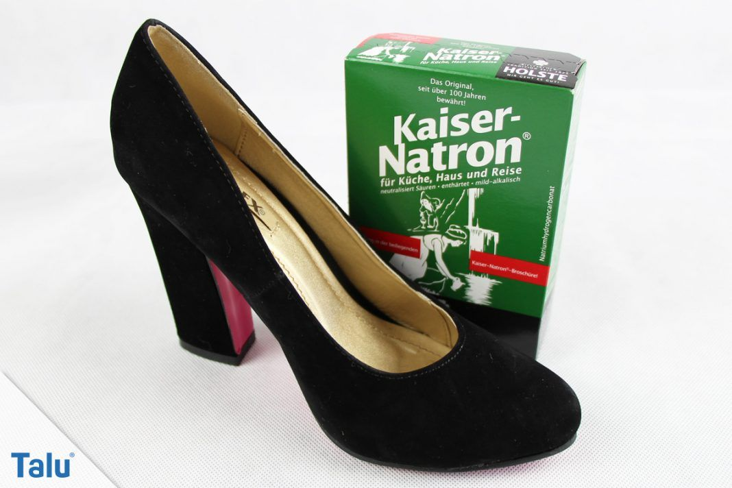 Natron Schuhgeruch