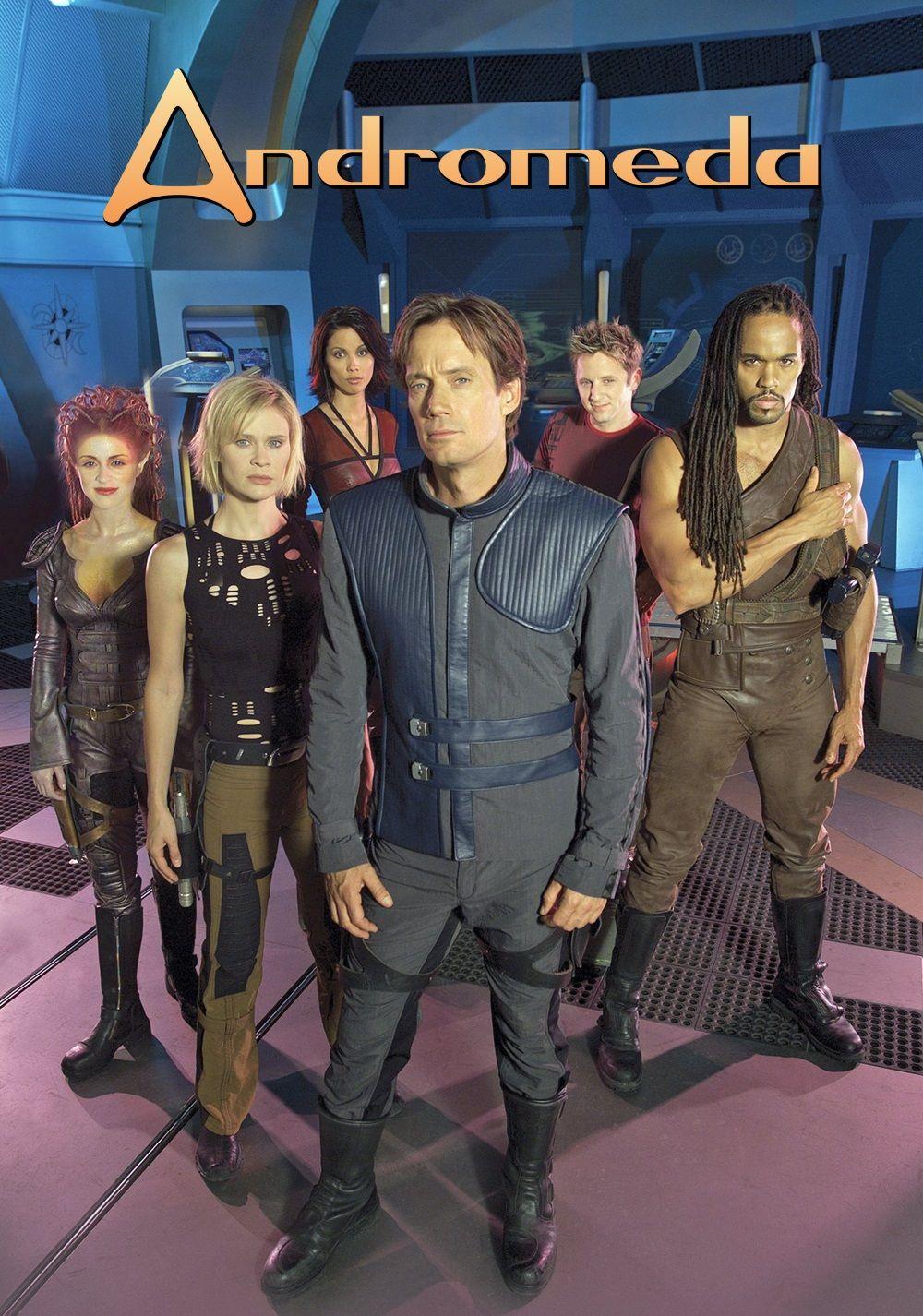 Andromeda Tv Poster Image  Sci Fi Tv Series, Tv Series -7929