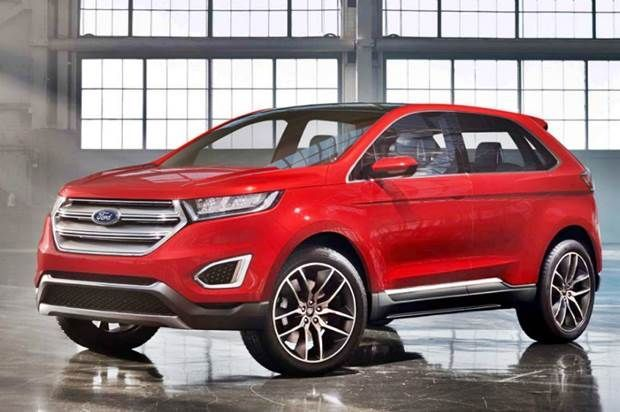 Cool Ford   Ford Edge Sport Release Date Uae Check More