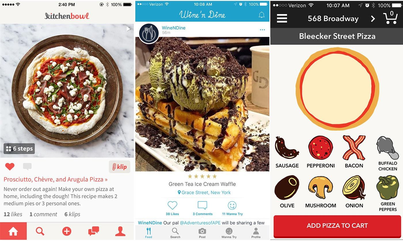 The 9 Food and Drink Apps You Need to Download Now Food