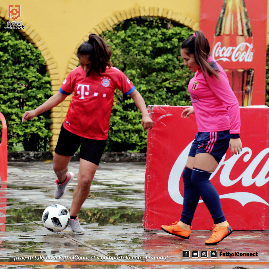 Feria de Fútbol Femenino 02062019 By FutbolConnect