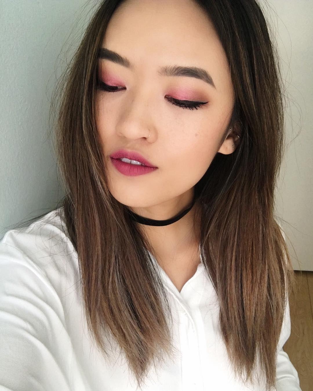 f42d363f503 monolid makeup for spring | makeup | Monolid makeup, Makeup, Eye makeup