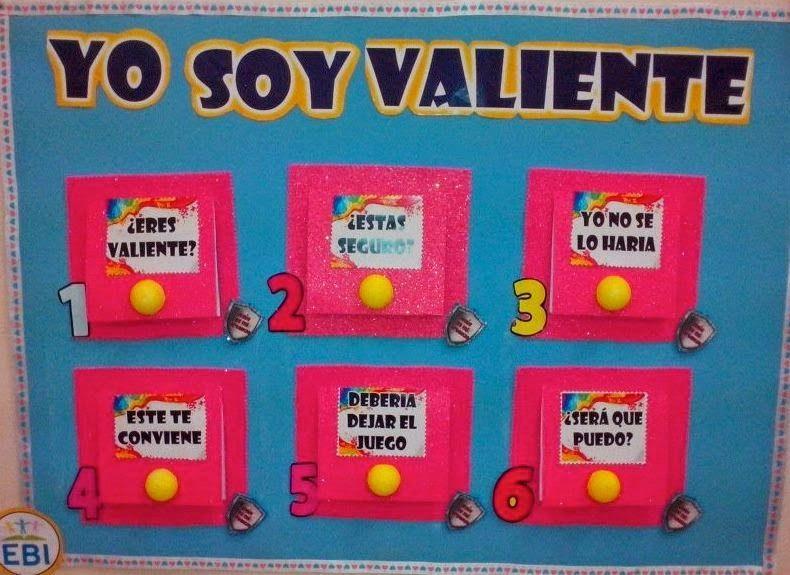 Juegos Cristianos Venciendo El Miedo Ebi Mexico Bible