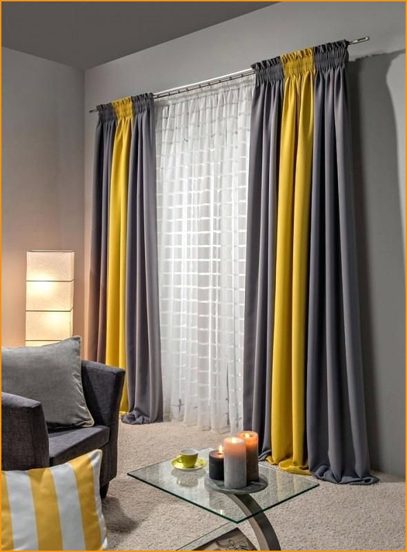 10 Clever Gardinenband Kaufen In 2020 Living Room Decor Curtains Yellow Living Room Curtains Living Room