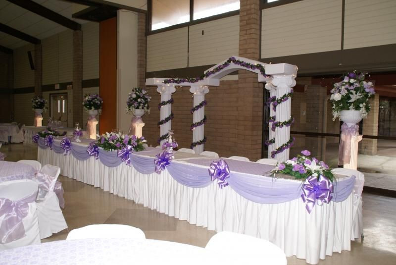 quinceanera hall decorations hall decorations photo gallery the perfect quinceanera or sweet. Black Bedroom Furniture Sets. Home Design Ideas