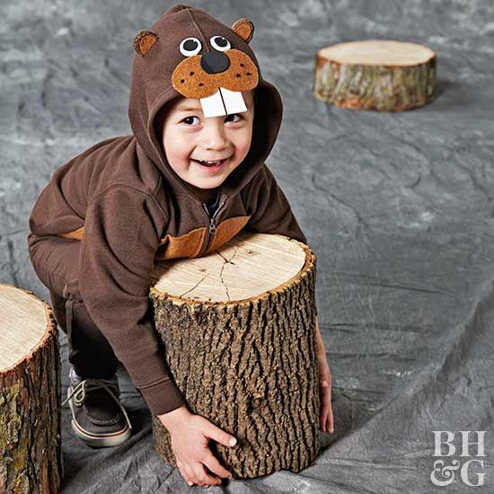 Easy-to-Make Kids\u0027 Halloween Costumes Easy stitch, Costumes and - kid halloween costume ideas