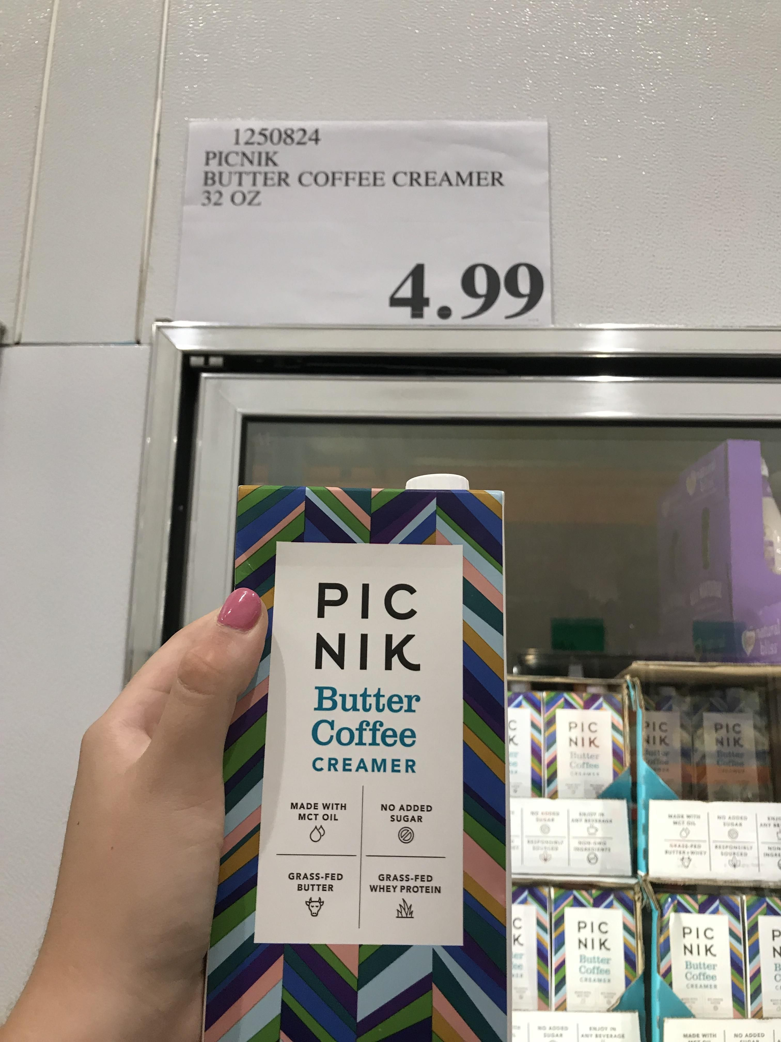Found This Butter Coffee Creamer At Costco With Images Butter