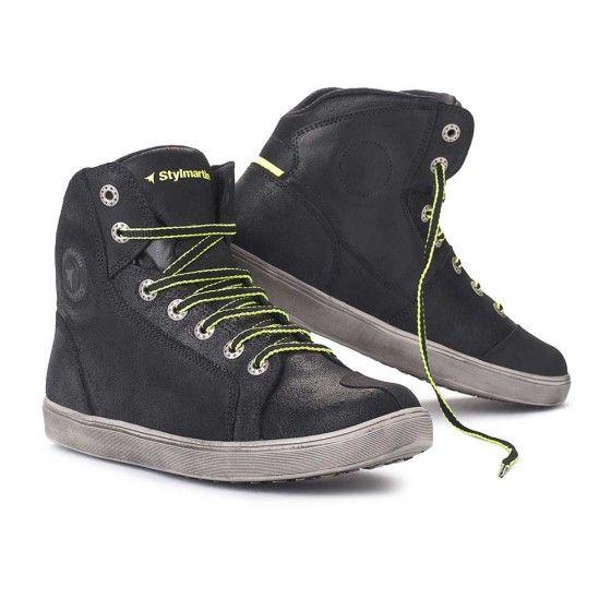 93574bdd90 Stylmartin Seattle Riding Trainer   Boot - Vintage Black ...