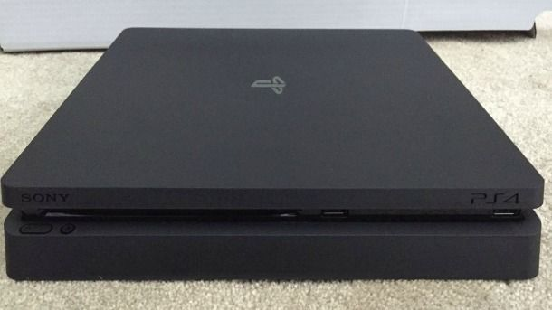 awesome Report: Unboxing Illustrations or photos Level To Imminent &#039PS4 Slim&#039 Announcement