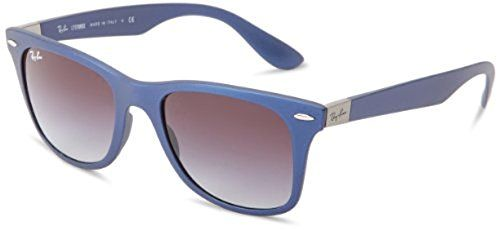 0ccc86fae6 ... coupon code for ray ban sunglasses rayban wayfarer liteforce rb4195  sunglasses blue grey gradient 52mm cleaning