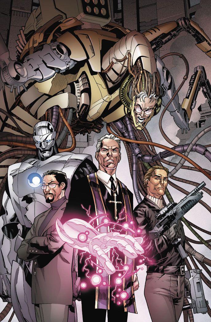 The Human Council By Brianreber On Deviantart Comic Villains Marvel Comic Character Marvel Villains