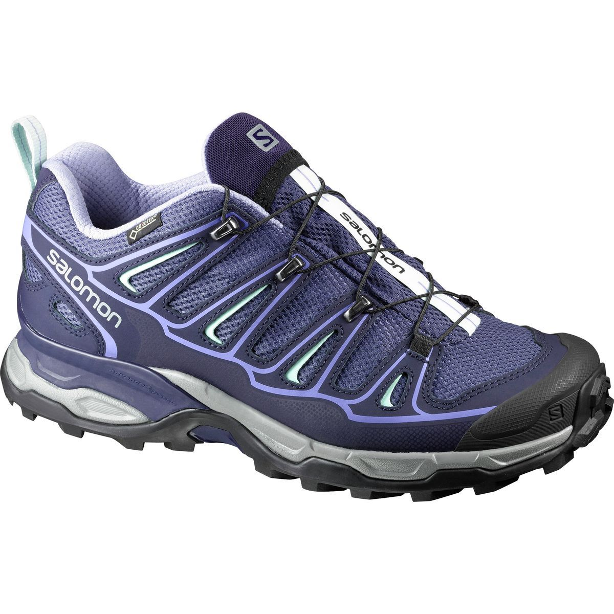 X Ultra 2 GTX Light Trail Shoes: Light but technical trail shoes with a  waterproof-breathable membrane and a stable underfoot chassis for fast  hiking on ...