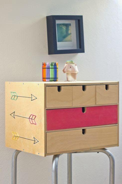 Inspiracion para personalizar tus muebles de ikea for Customizar muebles ikea