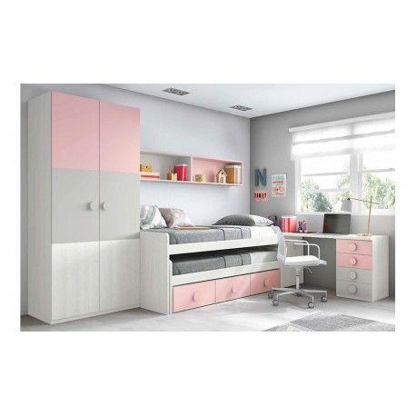 Comprar Dormitorios Juveniles y gran variedad de muebles baratos en ...