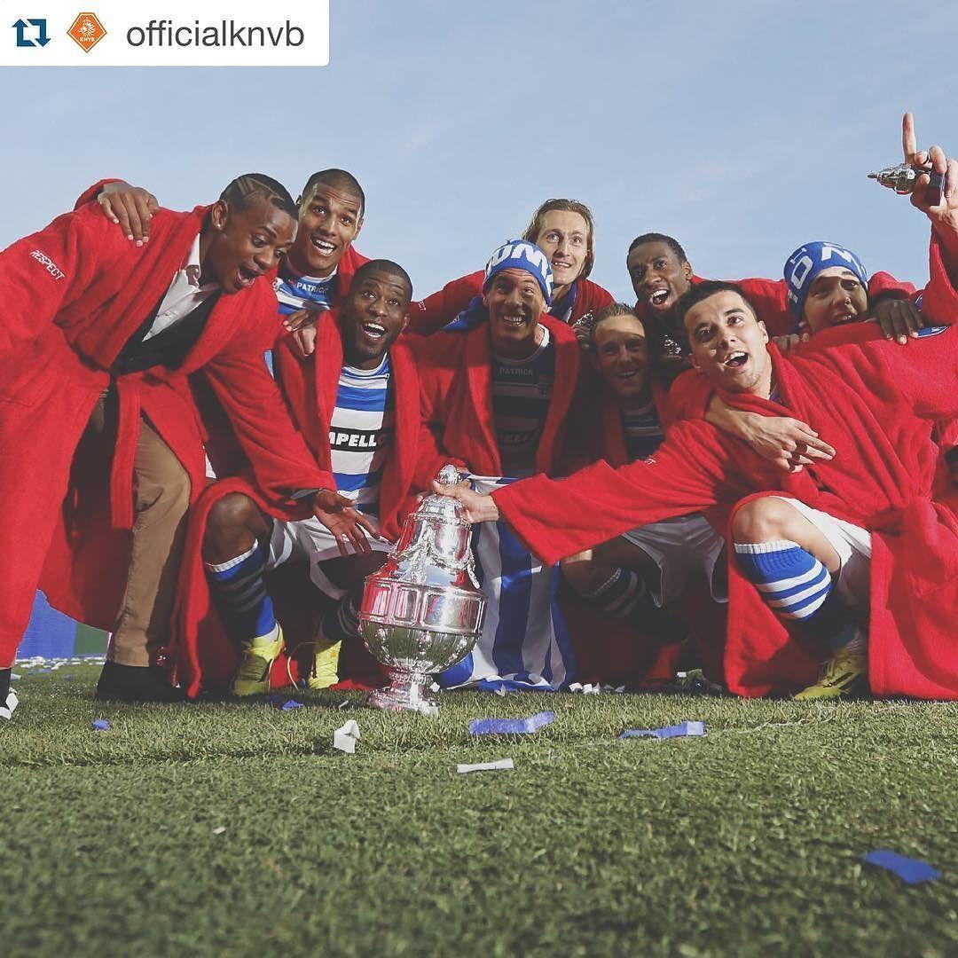 #Repost @officialknvb with @repostapp.  Nog TWEE dagen tot de KNVB bekerfinale! 2 jaar geleden won @peczwolle.1910 de Beker door Ajax met 5-1 te verslaan! ENG : Only 2 days left until the 2016 KNVB Cup Final! PEC Zwolle won the Cup 2 years ago!  #KNVBbeker #bekervoetbal #peczwolle #zwolle #zwollywood #beker #debeker #2014 #finale #cupfootball #cup #football #instafootball by peczwolle.1910