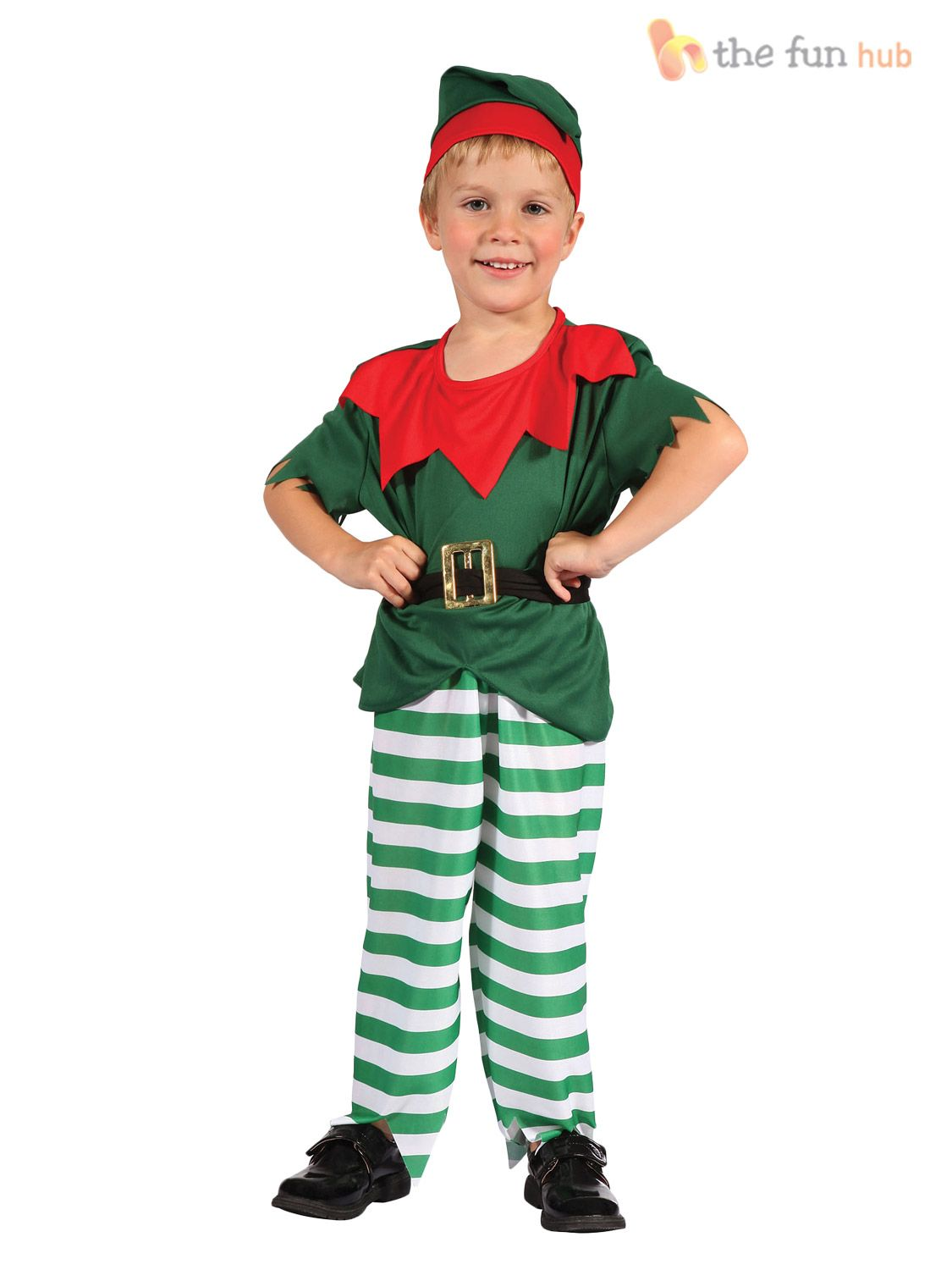 Kids Elf Costume Boys S Christmas
