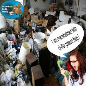 Overwhelming Clutter