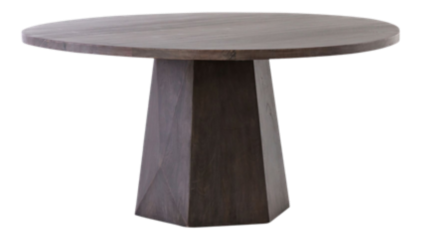 Kesling 60 Round Wood Dining Table Round Dining Table Dining