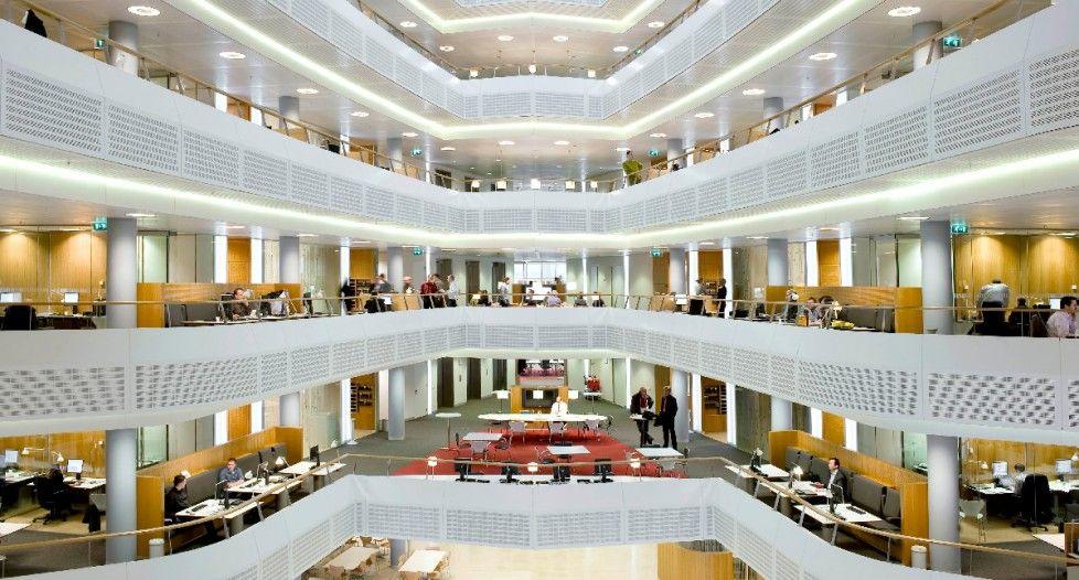 Case Studies Smart Building House Styles Coworking