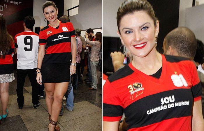 Mulher Melao Clube De Regatas Flamengo Rj Clube De Regatas