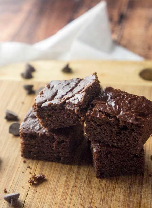 grain-free kahlua brownies (use homemade kahlua to make truly grain-free!)