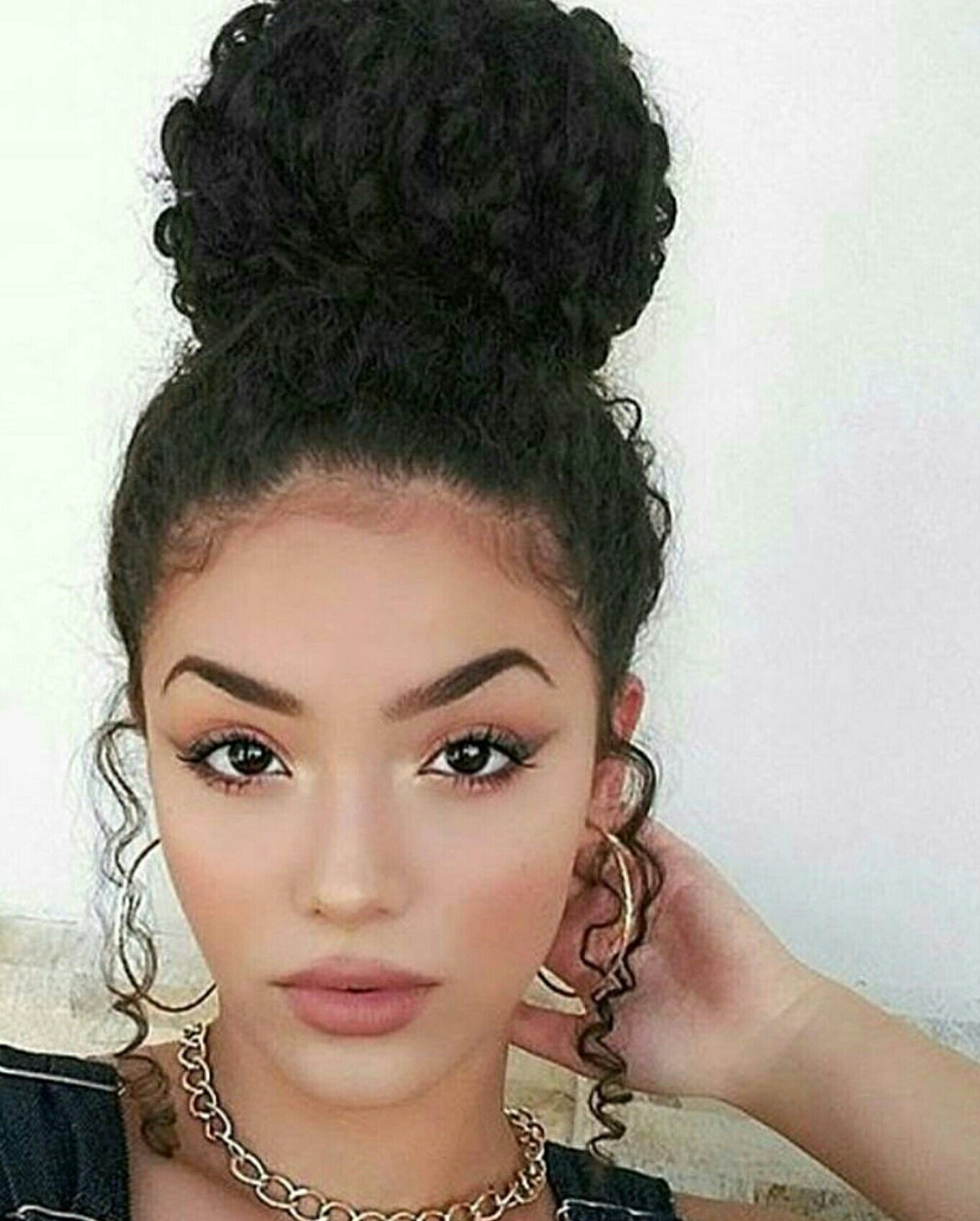 Simply Gorgeous In 2019 Curly Hair Styles Natural Hair