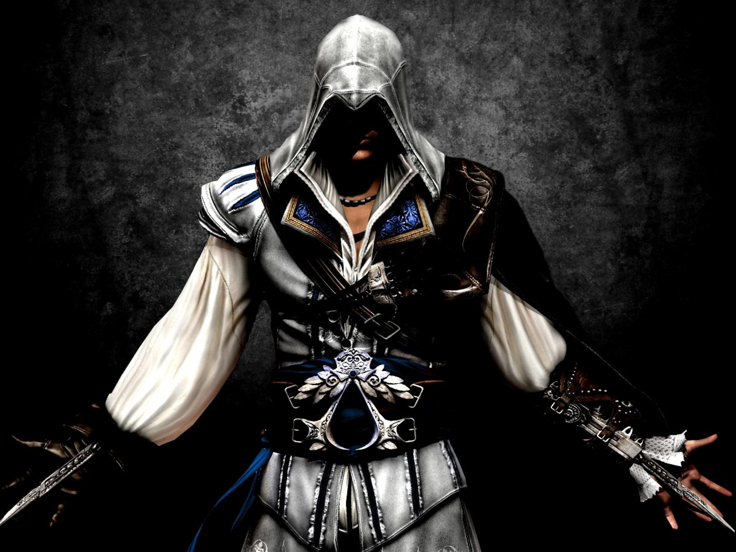 Ezio Auditore Wallpaper