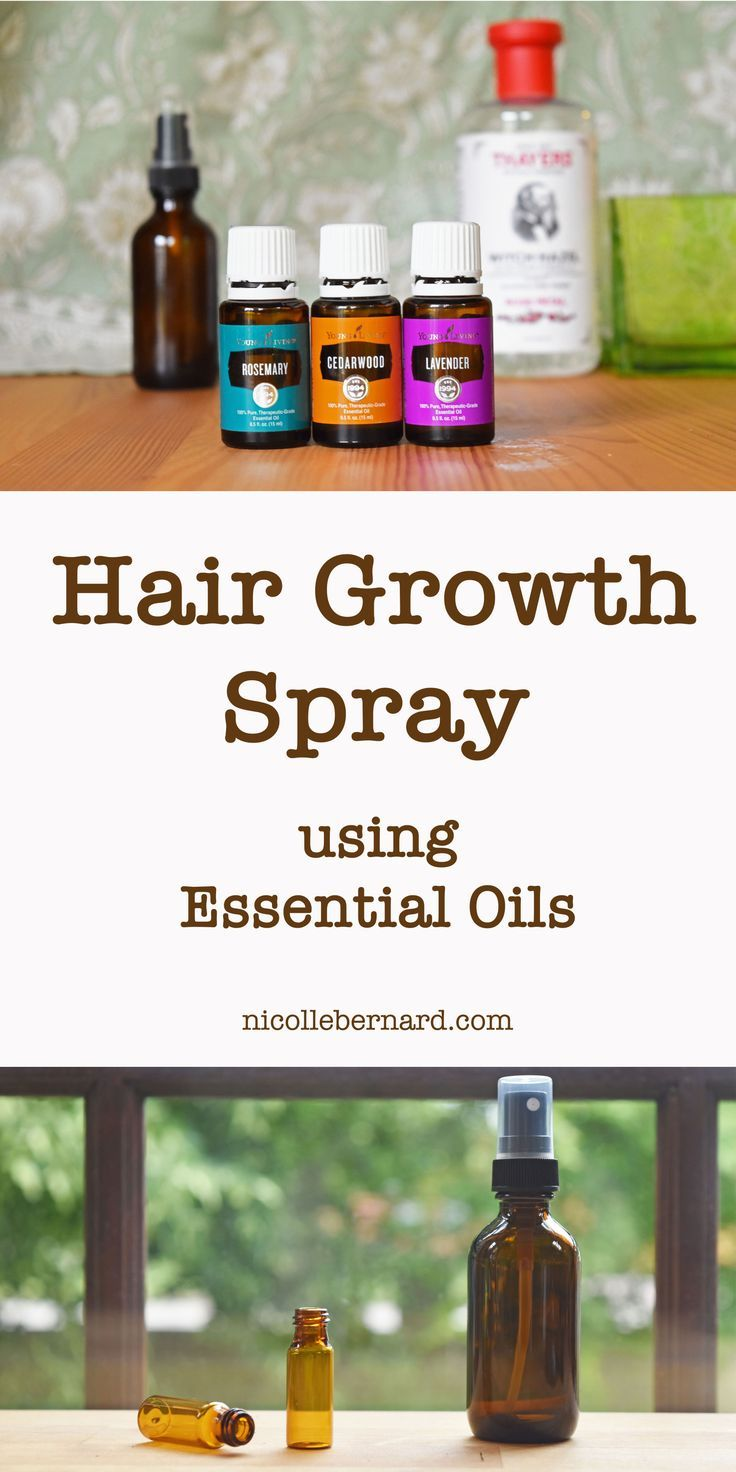 Crunchy Hair Brew: Hair Growth Spray | Traveling Hook Creative