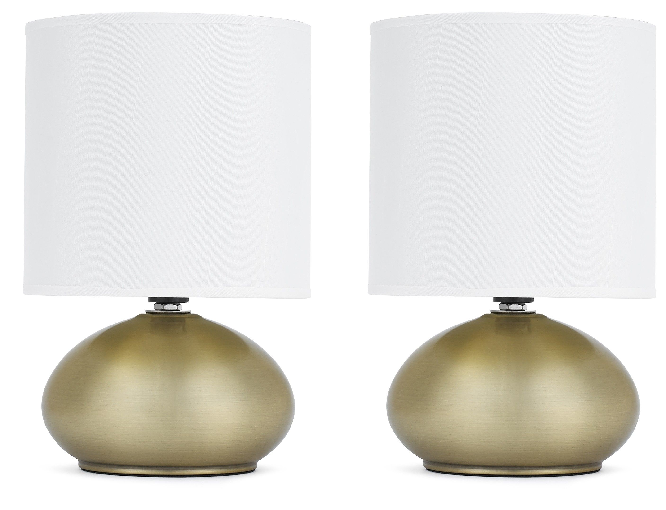 Crista Table Lamp Set Of 2 Table Lamp Mini Table Lamps Mini Accent Lamps