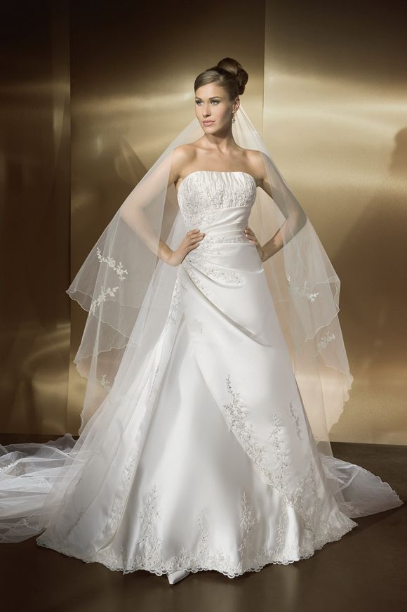 Finding The Best Wedding Dress For Your Body Type / http ...