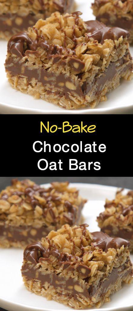 baka bars recept
