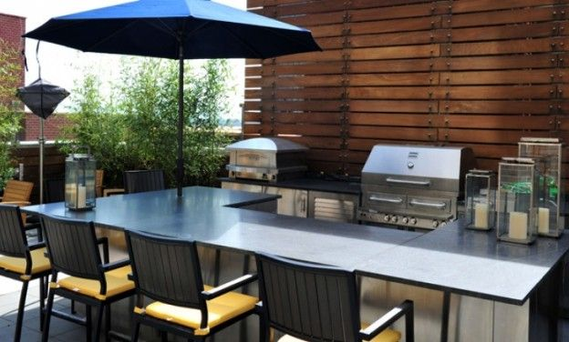 25 Outdoor Kitchens From Simple To Spendy Outdoor Kitchen Outdoor Patio Designs Outdoor Kitchen Design