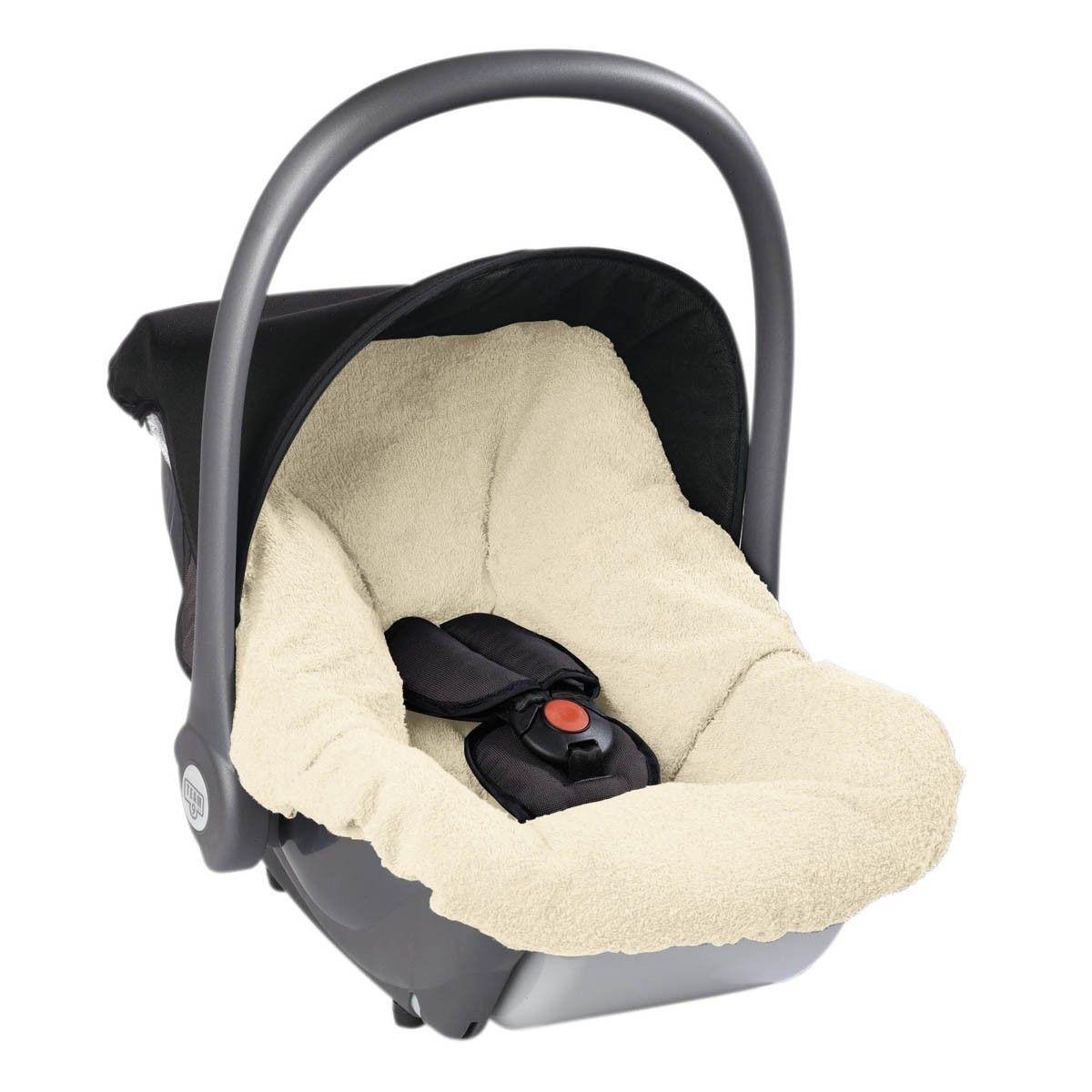 housse pour si ge auto groupe 0 cru v tement b b baby car seats car seats et baby car. Black Bedroom Furniture Sets. Home Design Ideas