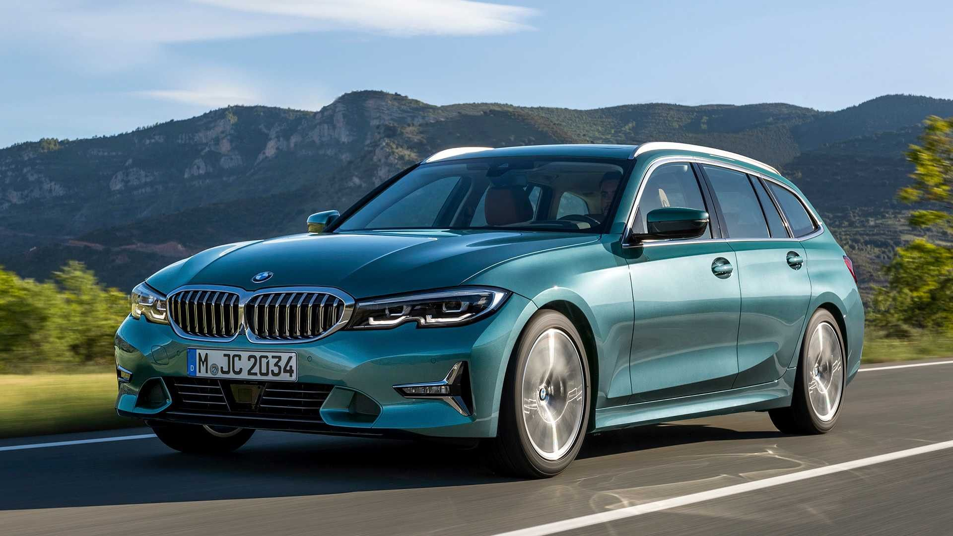 Bmw 3 Series Touring 2020 Review di 2020
