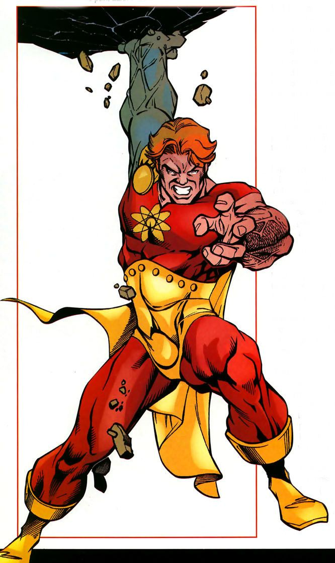 Hyperion By Carlos Pacheco Marvel Comics Art Marvel Characters Marvel Villains
