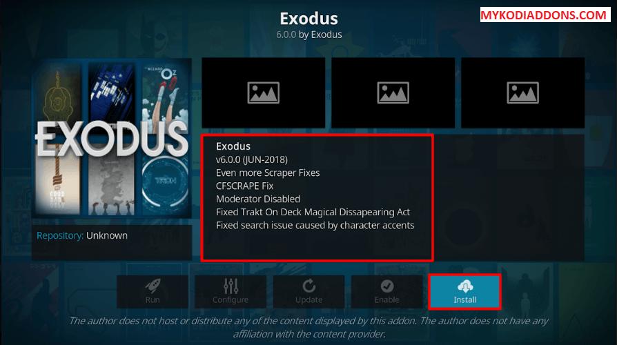 How to Update Exodus 8.0 on Kodi Firestick New Exodus