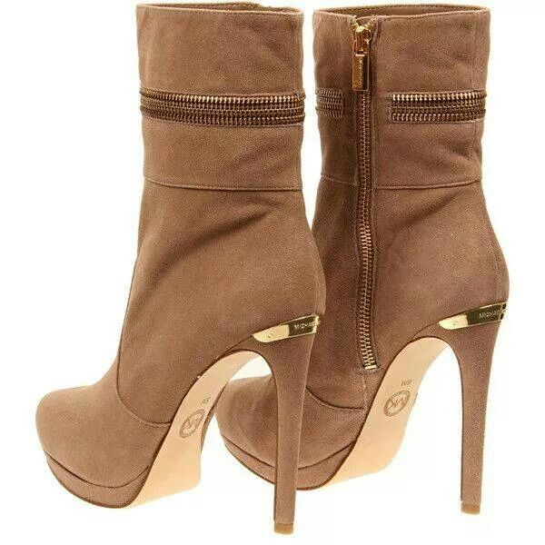 Michael Kors know they make some nice things. I love their watches and these boots are a beast.