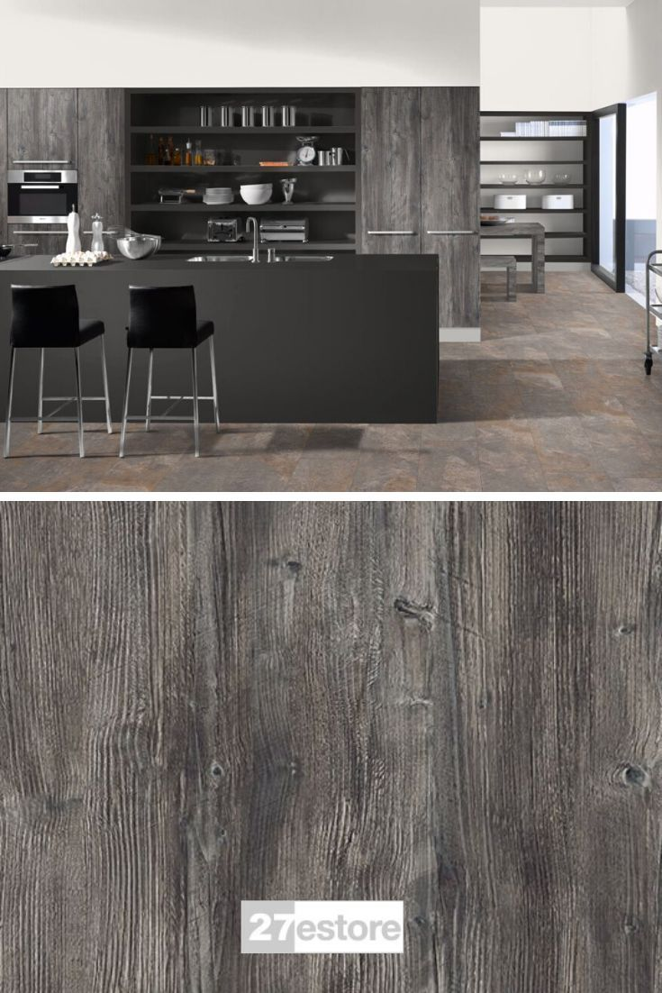 rustic grey pine textured in 2020 kitchen cabinet colors wooden cabinets rustic on kitchen interior grey wood id=90375