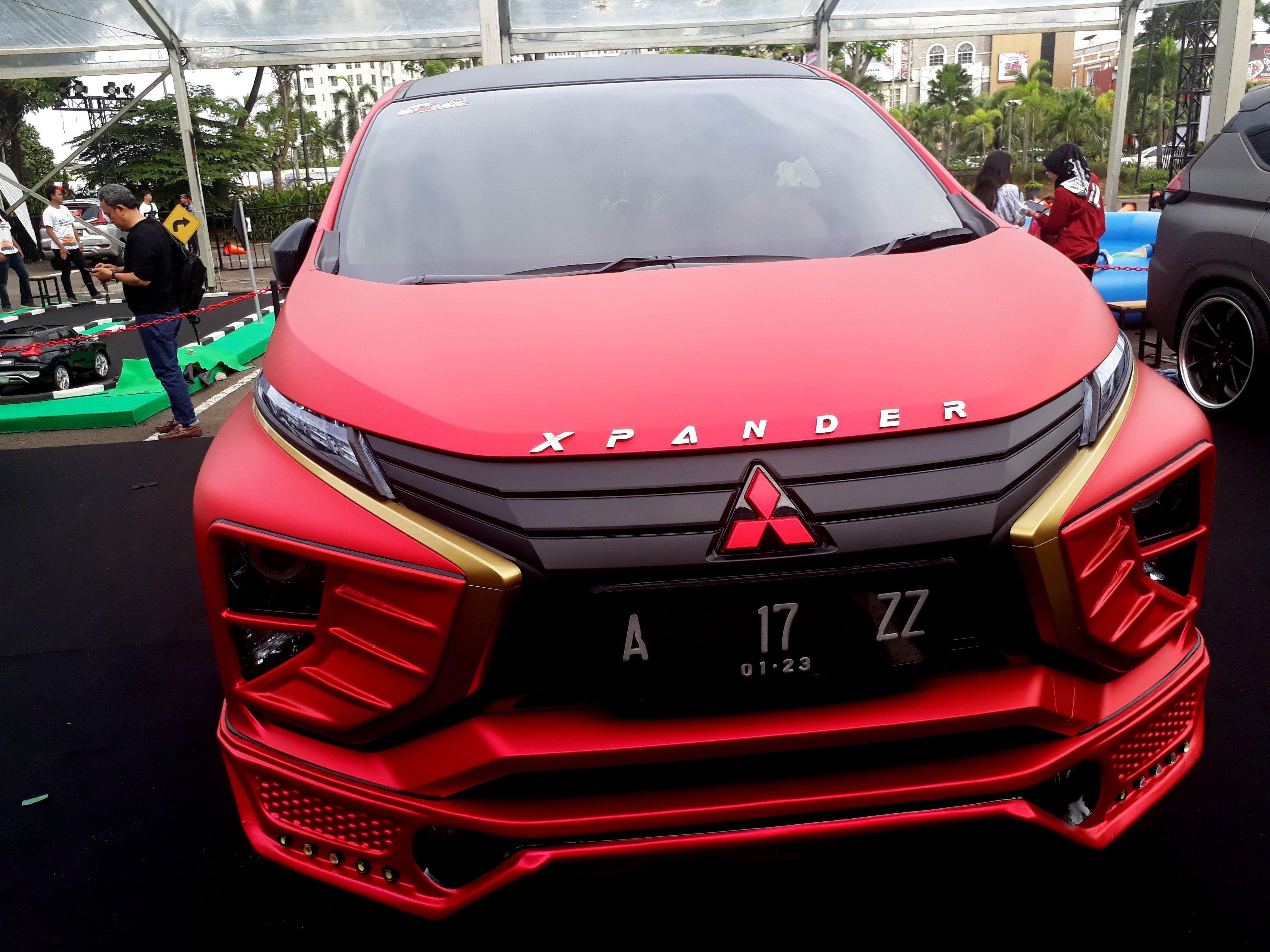 Suzuki Ertiga Modifikasi Mobil Mobil