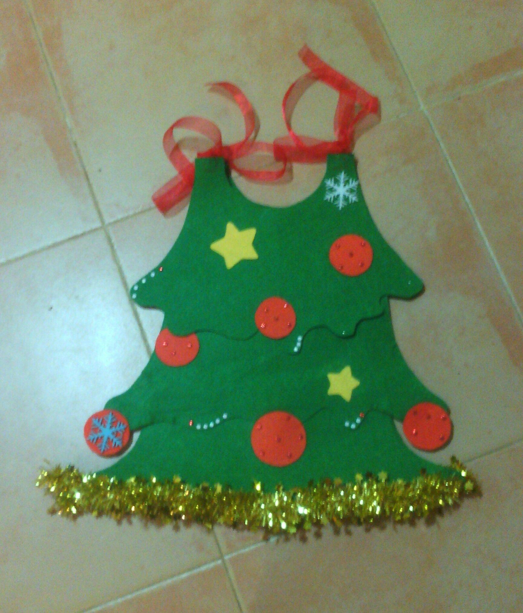 Disfraz De árbol De Navidad Para Niño De 2 A 7 Años Disfraz De árbol De Navidad Disfraces Navidad Niños Disfraz Arbol