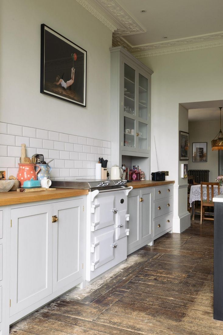 Kitchen of the Week: A Fairy-Tale Kitchen in Somerset for ...