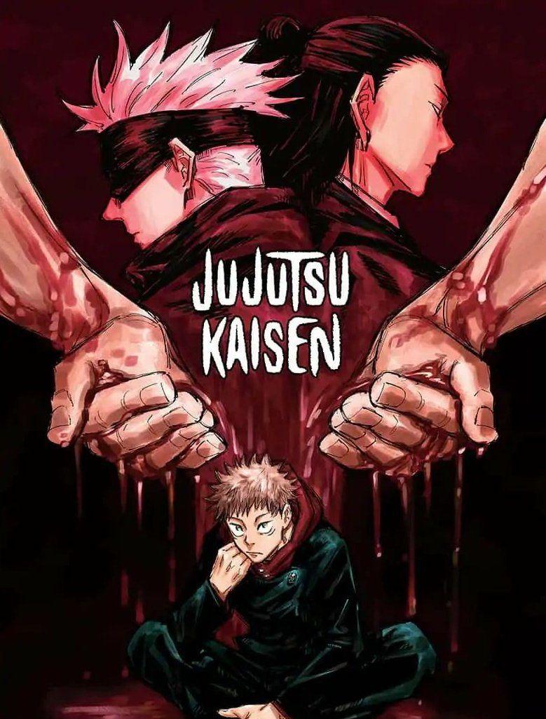 25th Ryōmen D Sukuna Khun A A Szn On Twitter Jujutsu Manga Covers Manga Anime